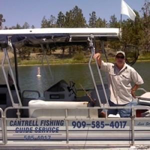 Cliff Fowler - Cantrell Fishing Guide Service
