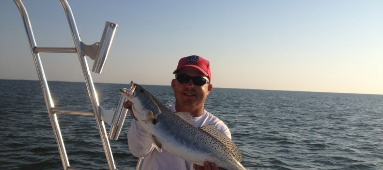 Stripers, Bluefish, Flounder and More with Chesapeake Bay's Walleye Pete – Ep # 45